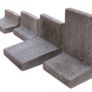 Concrete edges